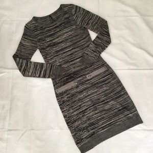 Marc New York Space Dye Sweater Dress